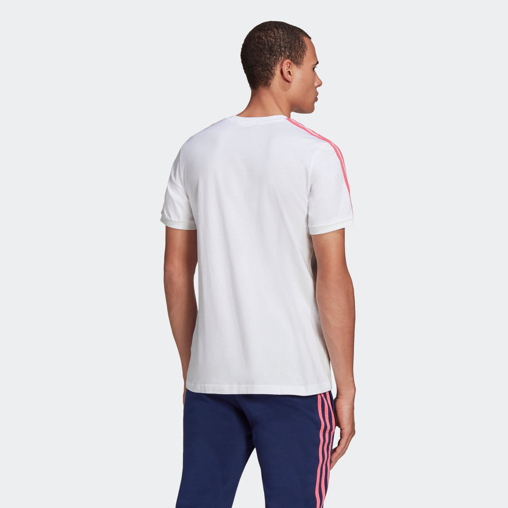 adidas Real Madrid 3-Stripes Tee