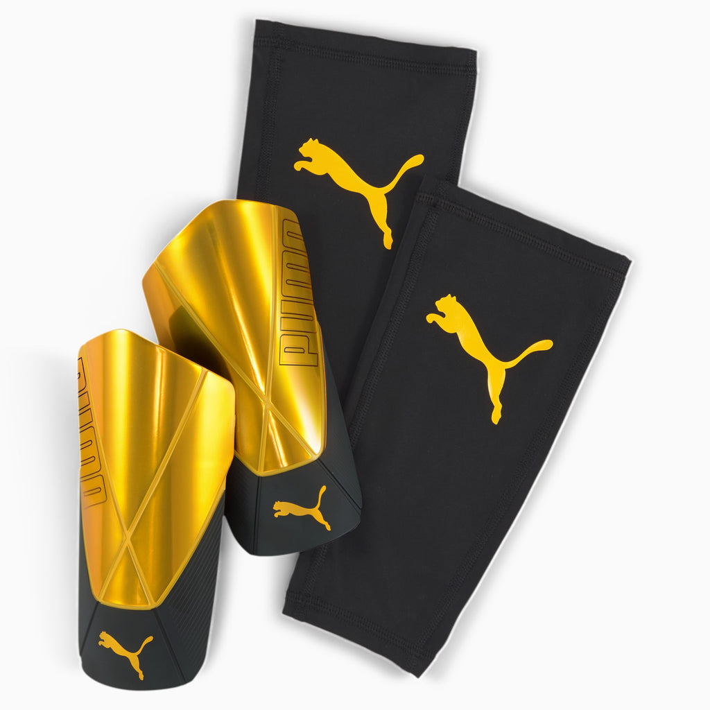 PUMA FTBLNXT PRO Flex Sleeve Shin Guards