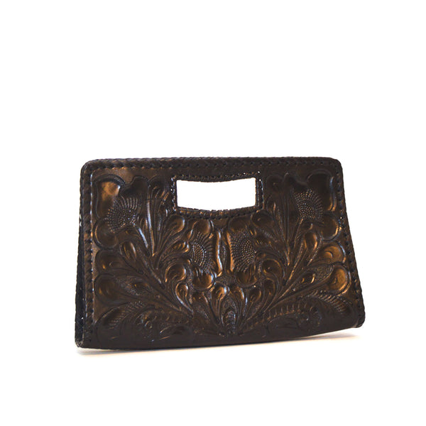 Elegant handcrafted Clutch