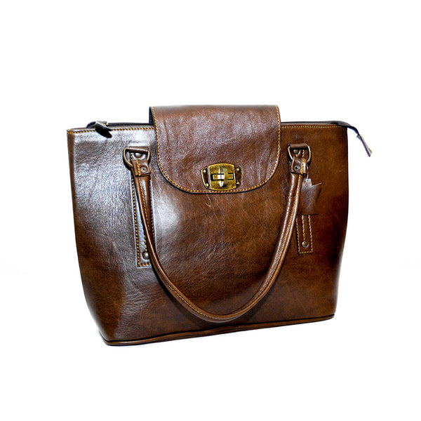 Laptop case Genuine Leather