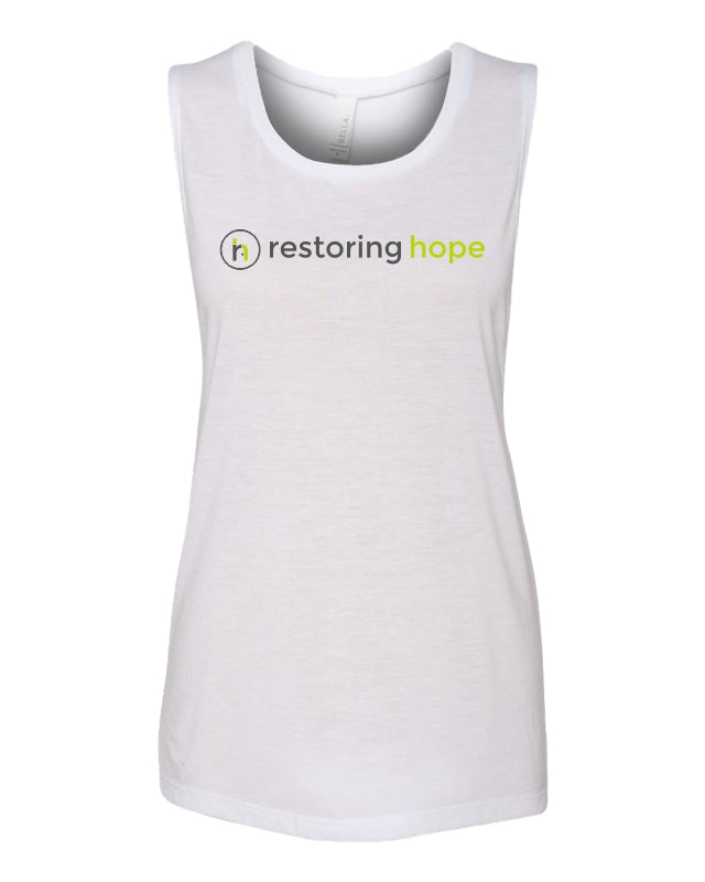 8803 Ladies Tank - Restoring Hope