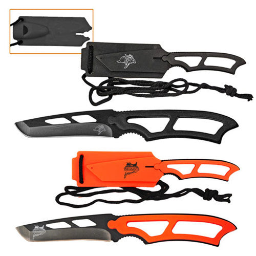 Lightweight Emergency Neck Knife W/ Whistle