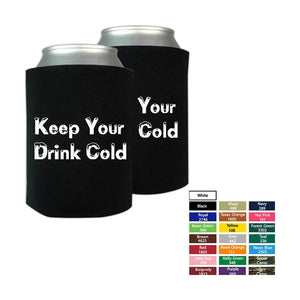 Economy Collapsible Beverage Insulator