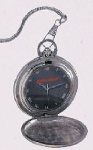 Pocket Series Covered Silver Pocket Watch