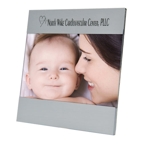 Aluminum Picture Photo Frame Holds 4