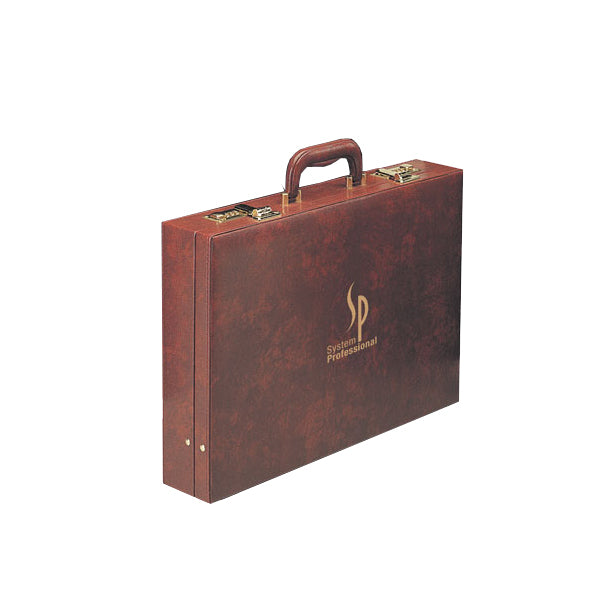 Simulated Leather Attache