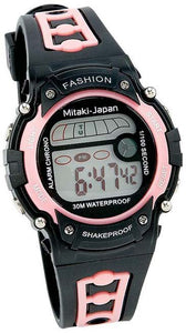 Mitaki-Japan® Ladies' Digital Sport Watch