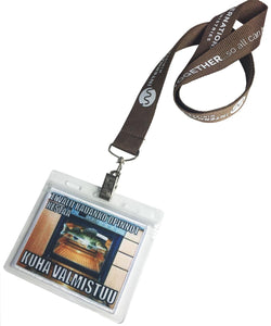 Badge Holder Lanyards