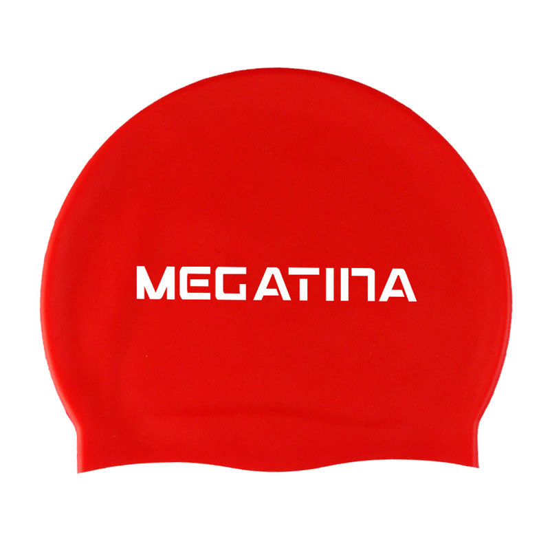Waterproof Silicone Swim Cap