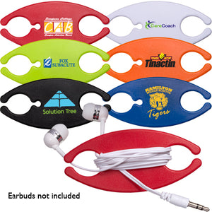 Pocket Ear Bud Caddy