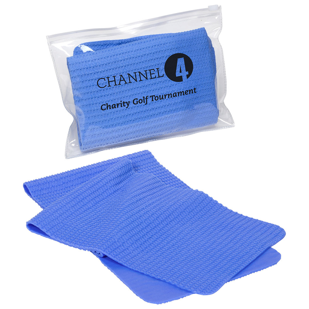 Glacial Cooling Towel