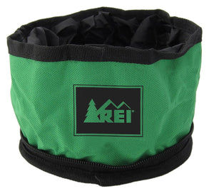 Portable Zippered Pet Food / Water Travel Bowl - (1-Color Imprint)