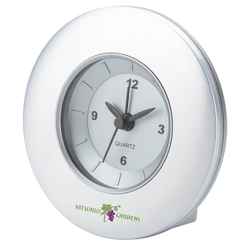Quartz Movement Desk Clock with Alarm
