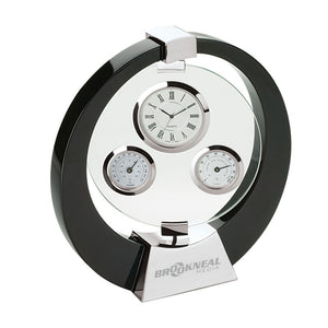 Tortola Desk Clock/Weather Station
