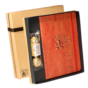 Casablanca™ Journal & Ferrero Rocher® Chocolates Gift Set