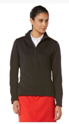 Ladies Callaway Mid-Layer Pullover Shirt