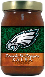 Peach 'n Pepper Salsa (16oz)