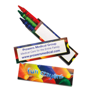 Crayons 3 Pack