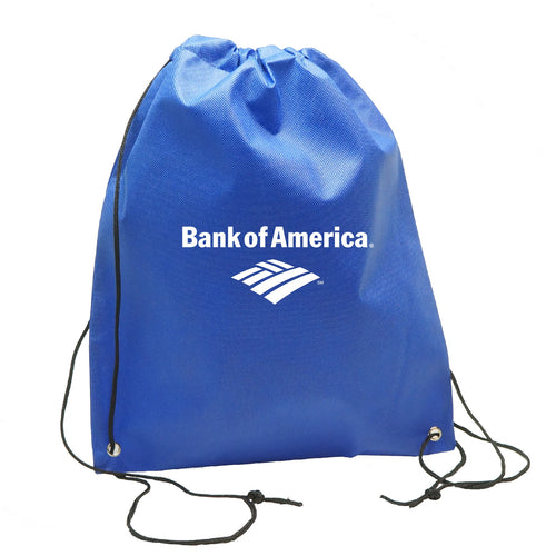 Non-Woven Drawstring Backpack Bag
