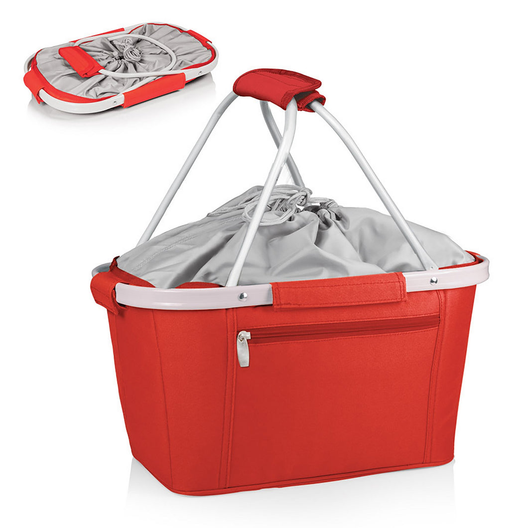 Metro Basket Collapsible Insulated Cooler Tote