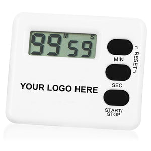 Mini LCD Digital Kitchen Timer