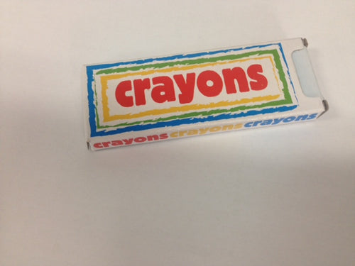 Crayon 4-Pack - Blanks
