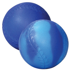 "Blue Color Changing ""Mood"" Baseball Squeezies Stress Reliever"