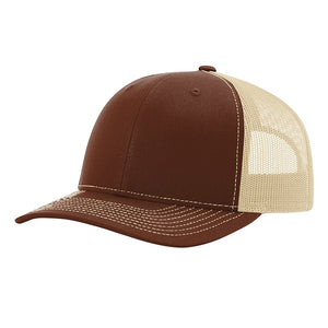 Richardson Trucker Snapback (Blank)