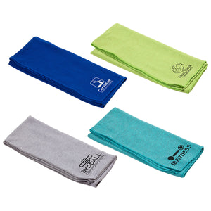 Eclipse Copper-Infused Cooling Towel