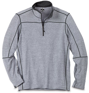 Men's 1/2 Zip Edmund Feather Sweater Pullover