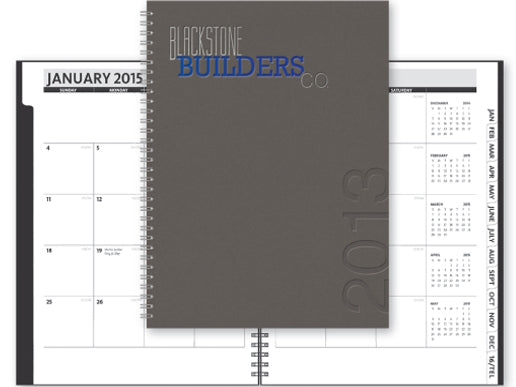TheAnalyst™ Monthly Planner - HardCover (8.5