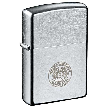 Zippo® Windproof Lighter Street Chrome
