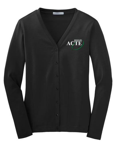 L515 Ladies Cardigan - Missouri Educators of Family Consumer Sciences/Missouri Association of Career & Technical Education