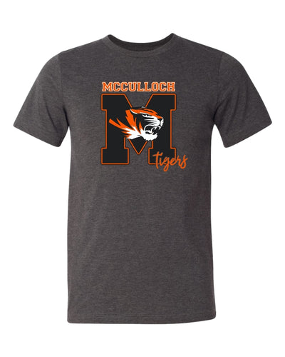 3001 Bella Canvas Short Sleeve M Design - McCulloch Elementary