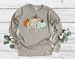 Long Sleeve Sleeve ADULT ONLY- Thanksgiving 2020
