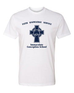 6210 Short Sleeve Tee - Immaculate Conception FAB Friday Shirts
