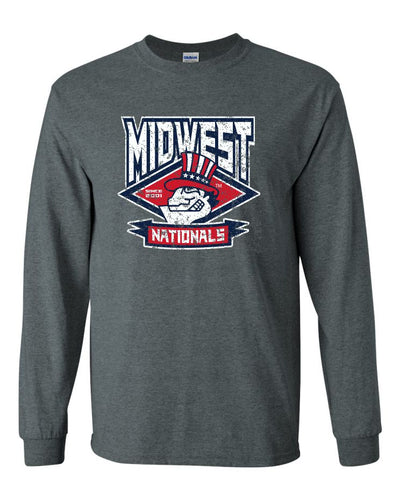 2400 Diamond Long Sleeve - Midwest Nationals