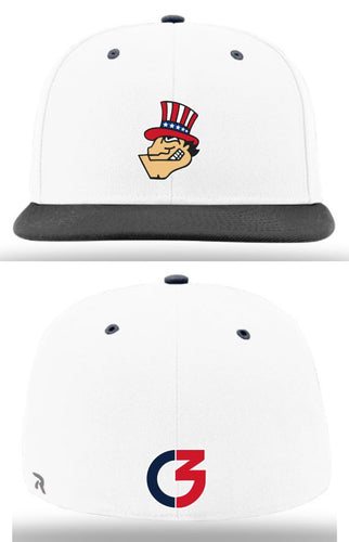 White Hat - Midwest Nationals Hats Ages 10+