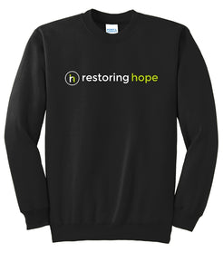 PC90 Crew Neck Sweatshirt - Restoring Hope