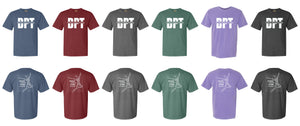 1717 Comfort Colors Short Sleeve Stay in Motion - Southwest Baptist University Doctor of Physical Therapy