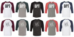 3200 Baseball Tee Stay in Motion - Southwest Baptist University Doctor of Physical Therapy