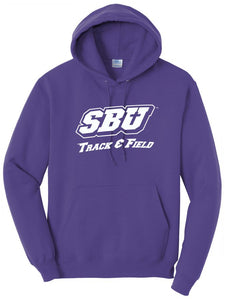 Hoodie - SBU Track and Field Fundraiser