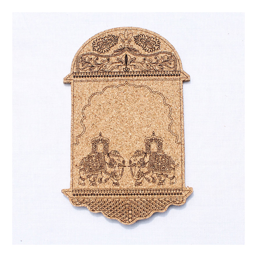 Jharoka: Coasters (set of 6)