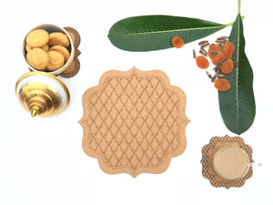 Jaali Trivets: Amer (set of 2)