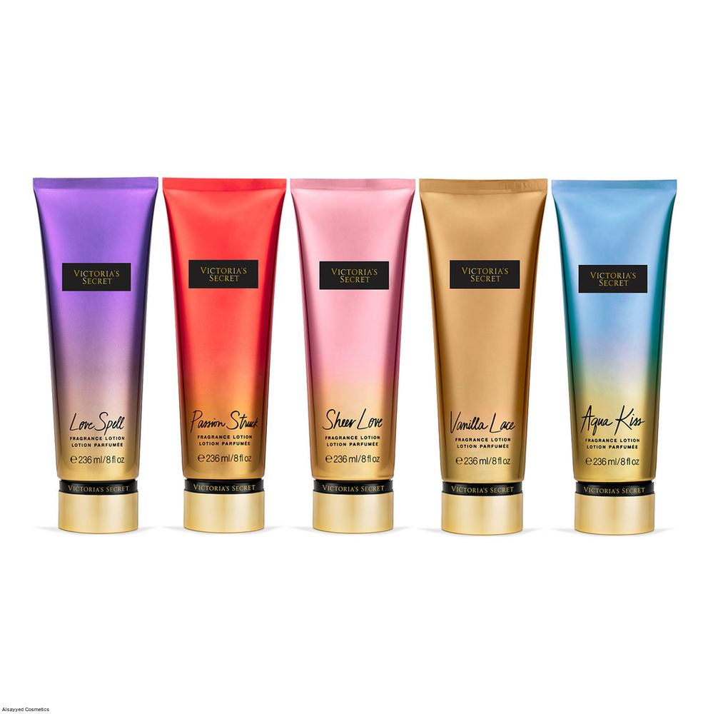 Victoria's Secret Fragrance Lotion Parfumèe (Minimum order 3 pcs, can mix with Body Mist square or round bottle)