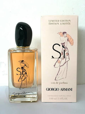 Si LIMITED EDITION by GIORGIO ARMANI