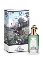 THE IMPUDENT COUSIN MATTHEW by PENHALIGON'S