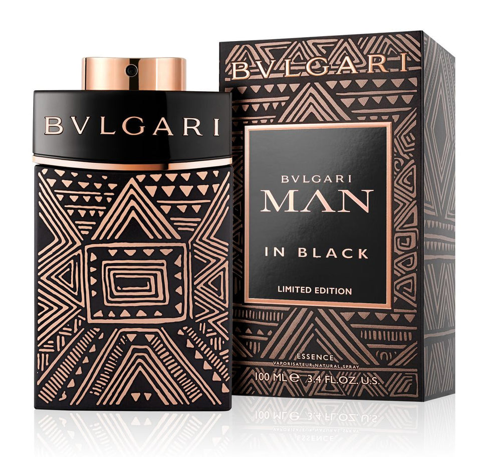 BVLGARI MAN IN BLACK LIMITED EDITION