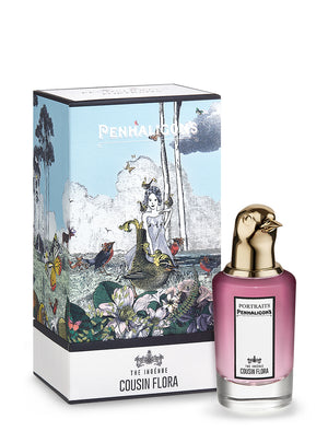 THE INGÉNUE COUSIN FLORA by PENHALIGON'S
