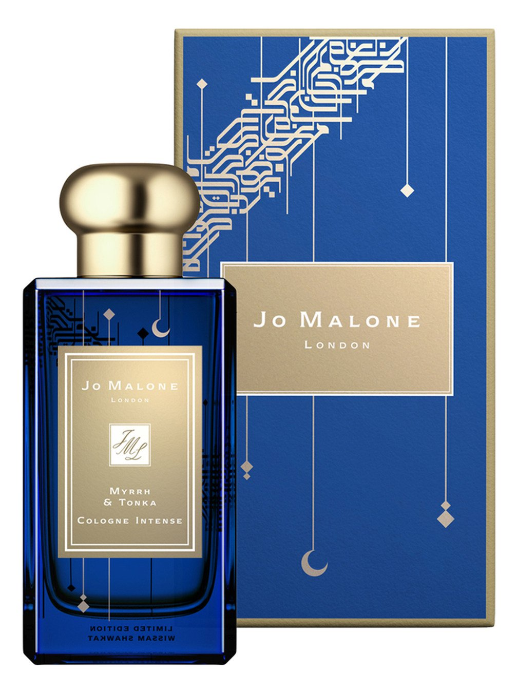 MYRRH & TONKA LIMITED EDITION by JO MALONE